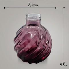 Frasco Bola Aspiral Vinho 270ml