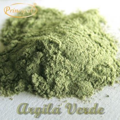Argila Cosmética Verde 200g