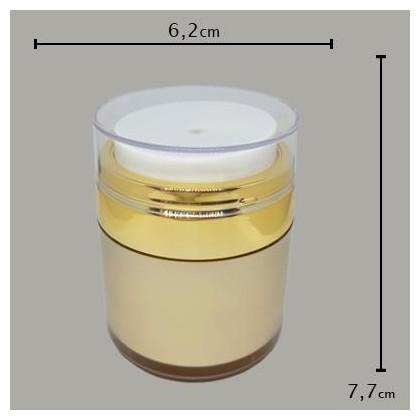 Pote Airles Premium Ouro Cil 50 grs