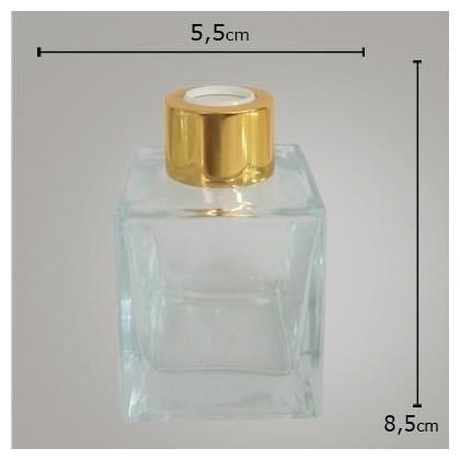 Kit Cubo de C/ Luxo Dourada 100ml