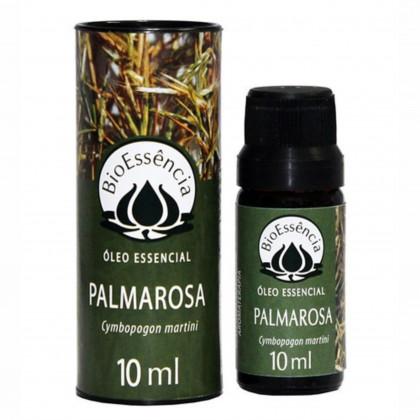 Oleo essencial de Palmarosa 10ml Bio