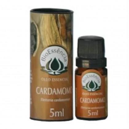 Oleo essencial de Cardamomo 5ml Bio.