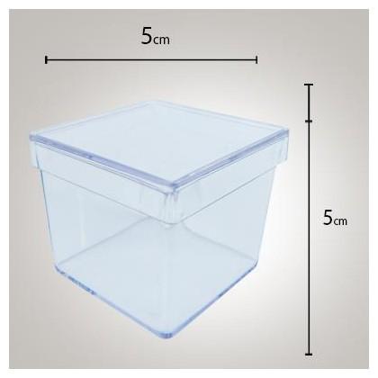 Caixa Acrílica 5x5