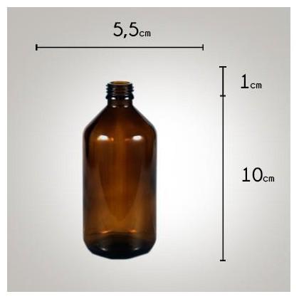 Vidro Amabr 150ml R/24