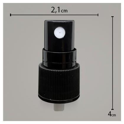 Valvula Spray Preta R18