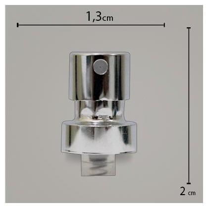 Mini Válvula Recrave Prata R15