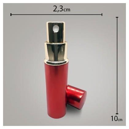 Provador Spray Vermelho 10ml