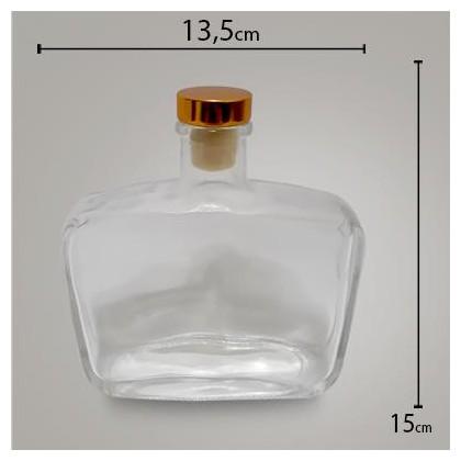 Garrafa Difusor Mini Yogi 350ml