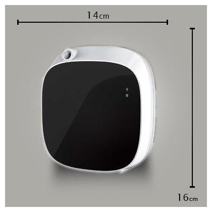 Aparelho Aromatizador Bluetooth 40mts