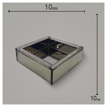 Bandeja WL Bronze 10x10